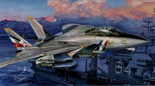Trumpeter 1/32 Grumman F-14D Tomcat Super Tomcat # 03203