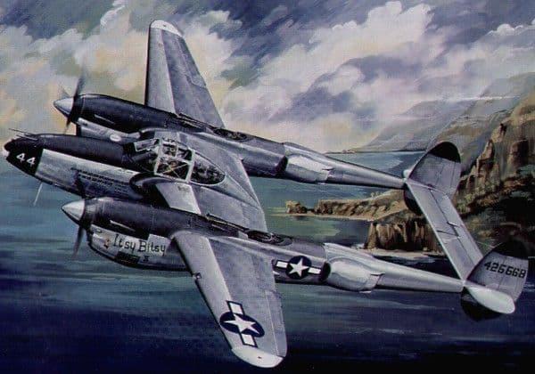Trumpeter 1/32 Lockheed P-38L-5-L0 Lightning # 02227