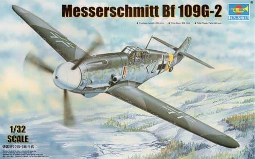 Trumpeter 1/32 Messerschmitt Bf 109G-2 # 02294