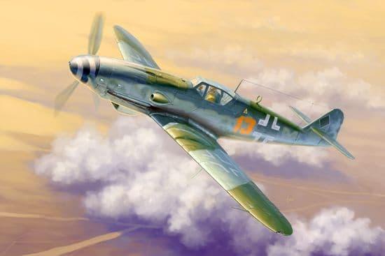 Trumpeter 1/32 Messerschmitt Bf-109K-4 # 02299