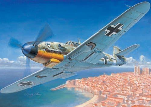 Trumpeter 1/32 Messerschmitt Bf109F-4 # 02292