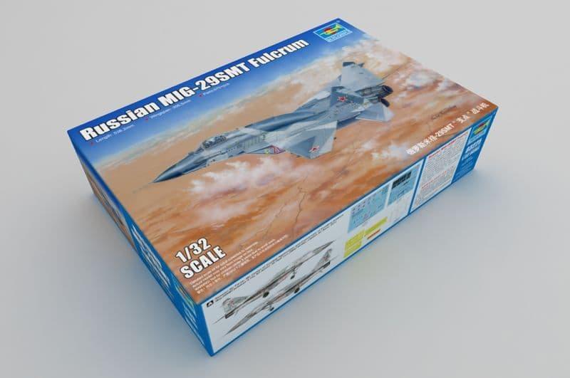 Trumpeter 1/32 Russian MiG-29SMT Fulcrum # 03225