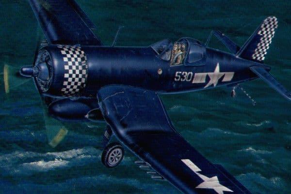 Trumpeter 1/32 Vought F4U-1D Corsair # 02221