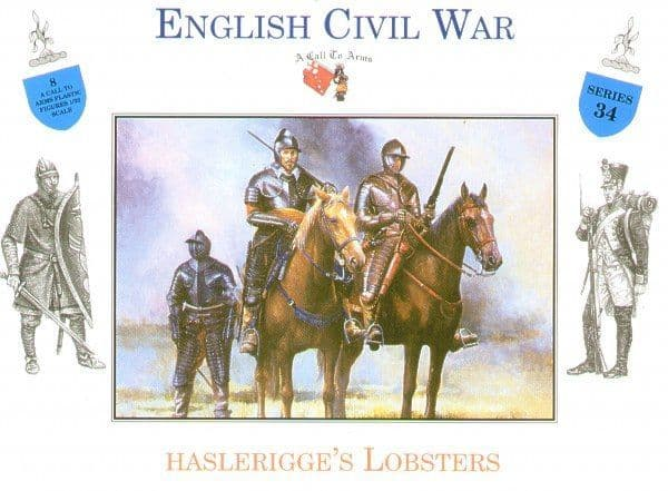 A Call To Arms 1/32 Haslerigge's Lobsters # 3234