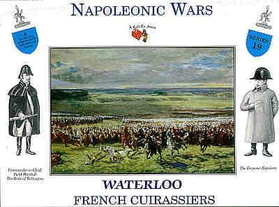 A Call To Arms 1/32 Napoleonic Waterloo French Cuirassiers # 3219