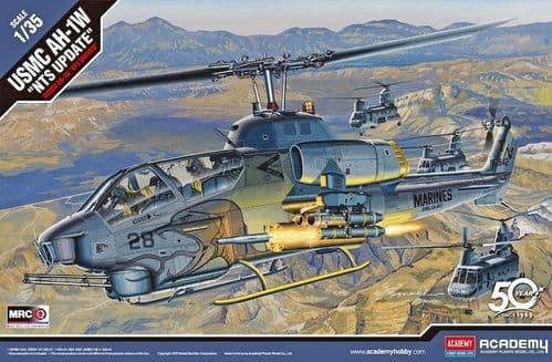 Academy 1/35 Bell AH-1W USMC