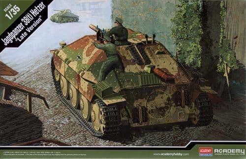 Academy 1/35 Jagdpanzer 38(t) Hetzer Late Version # 13230