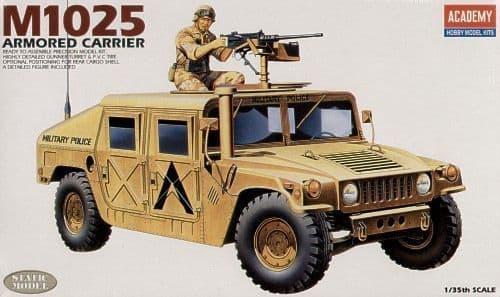 Academy 1/35 M1025 Hummer Armoured Carrier # 13241