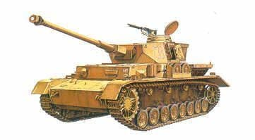 Academy 1/35 Pz.Kpfw.IV Ausf.H/J # 13234