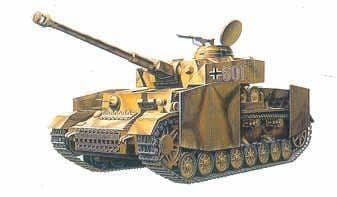 Academy 1/35 Pz.Kpfw.IV Ausf.H4 # 13233