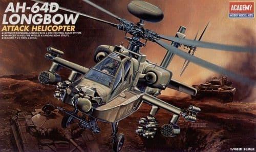 Academy 1/48 AH-64D Longbow # 12268