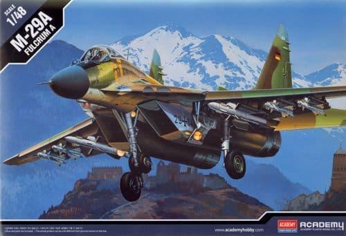 Academy 1/48 MiG-29A Fulcrum A # 12263