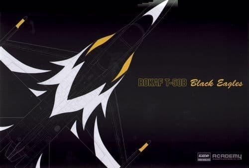 Academy 1/48 T-50B ROKAF Black Eagles # 12242
