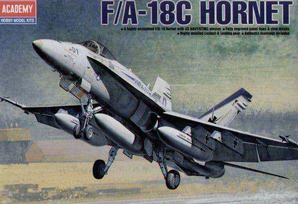 Academy 1/72 F/A-18C Hornet # 12411