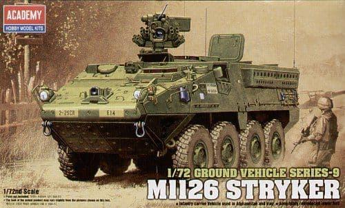 Academy 1/72 M1126 Stryker # 13411