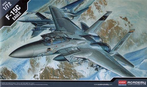 Academy 1/72 McDonnell F-15C Eagle # 12476