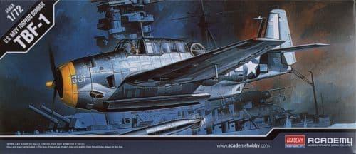 Academy 1/72 TBF-1 Avenger # 12452