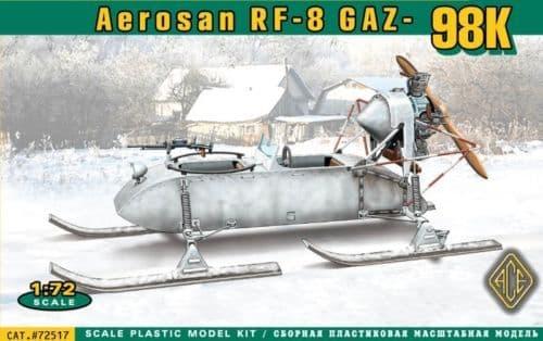 Ace 1/72 Aerosan 98K Russian WWII # 72517