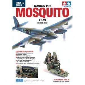 ADH Publishing - How to Build Tamiya de Havilland Mosquito FB Mk.VI by Brett Green