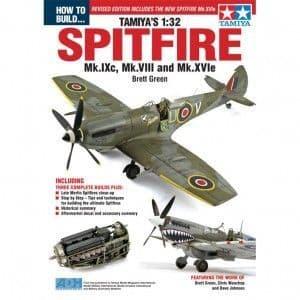 ADH Publishing - How to Build Tamiya's 1:32 Spitfire by Brett Green