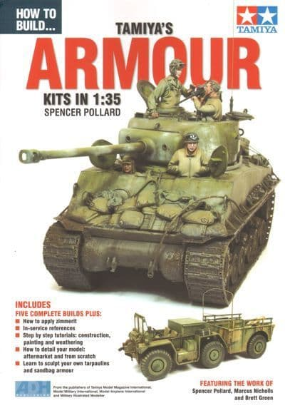 ADH Publishing - How to Build Tamiya's Armour by Spencer Pollard