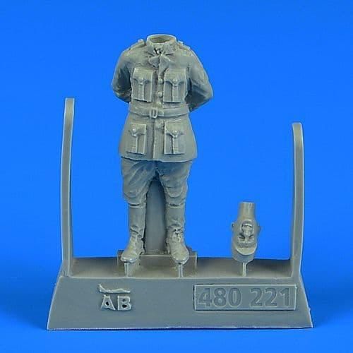 Aerobonus 1/48 French WWI Pilot No.1 # 480221