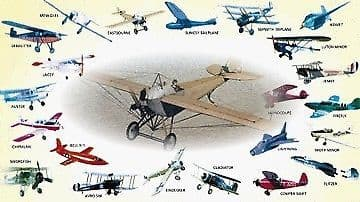 Aerographics - 1913 Eastbourne Monoplane Flying Scale Balsa Kit