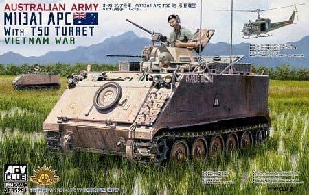 AFV Club 1/35 M113A1 LRV in Vietnam War # 35291