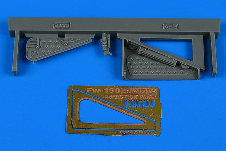 Aires 1/32 Focke-Wulf Fw-190F-8 Inspection Panel Late # 2247