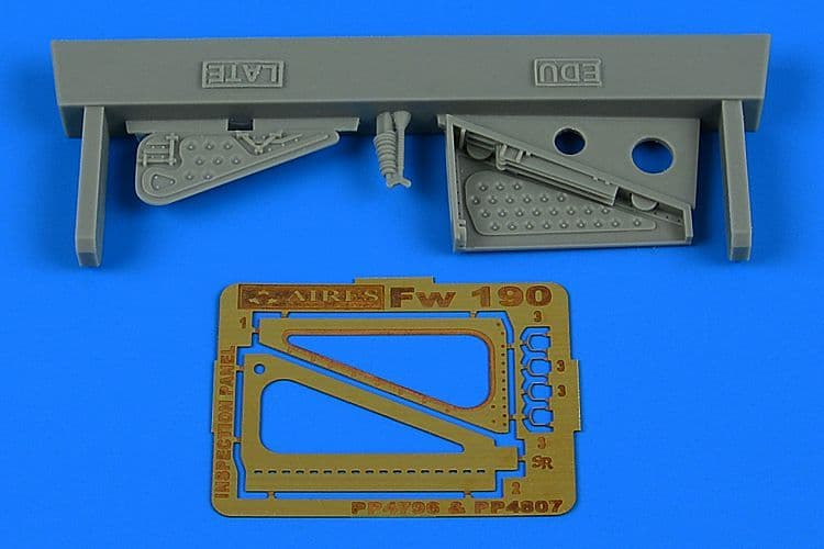 Aires 1/48 Focke-Wulf Fw-190 Inspection Panel - Late # 4807