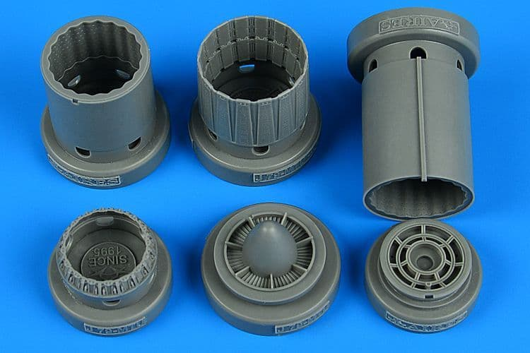 Aires 1/48 Lockheed F-104G/TF-104G Starfighter Exhaust Nozzle # 4833