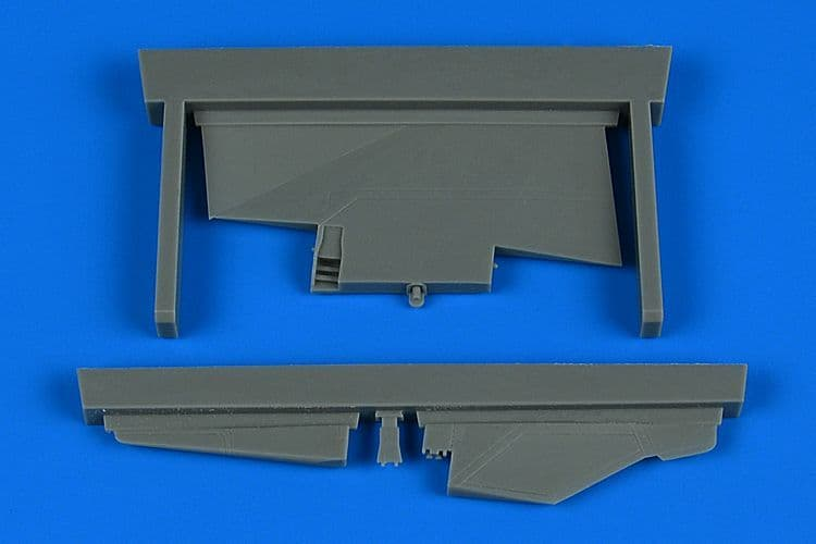 Aires 1/48 Mikoyan MiG-23ML Correct Tail Fin # 4792