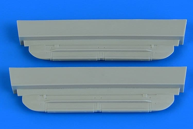 Aires 1/72 Mikoyan MiG-23MLD Chaff/Flare Dispenser (Covered) # 7370