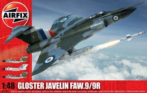 Airfix 1/48 Gloster Javelin FAW.9/9R # A12007