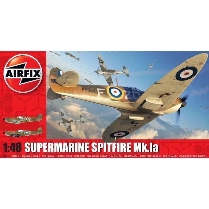 Airfix 1/48 Supermarine Spitfire Mk.Ia # A05126A
