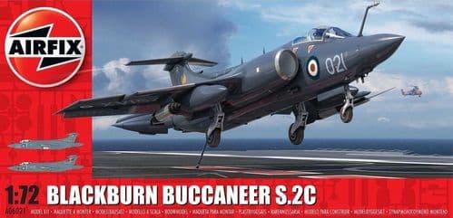 Airfix 1/72 Blackburn Buccaneer S.2C # A06021