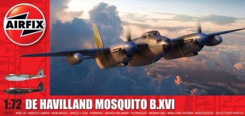 Airfix 1/72 de Havilland Mosquito B.XVI # A04023