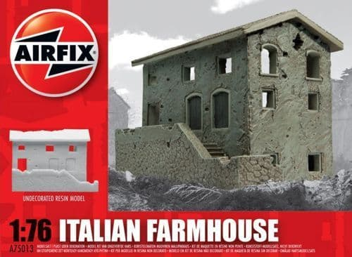 Airfix 1/76 Italian Farmhouse # A75013
