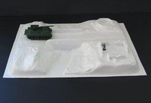Amera Plastic Mouldings 1/72 & 1/76 Bridge Assault # S207