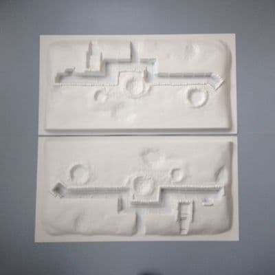 Amera Plastic Mouldings 1/76 Western Front Trench # A137