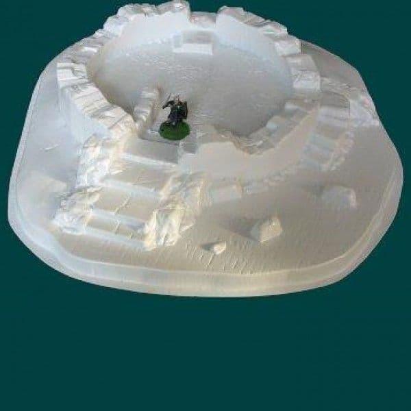 Amera Plastic Mouldings 28mm Castle Ruins # F201