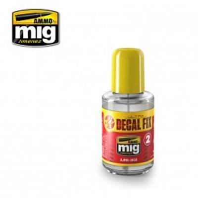 Ammo by Mig 30ml Ultra Decal Fix # MIG-2030