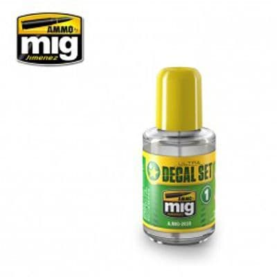 Ammo by Mig 30ml Ultra Decal Set # MIG-2029