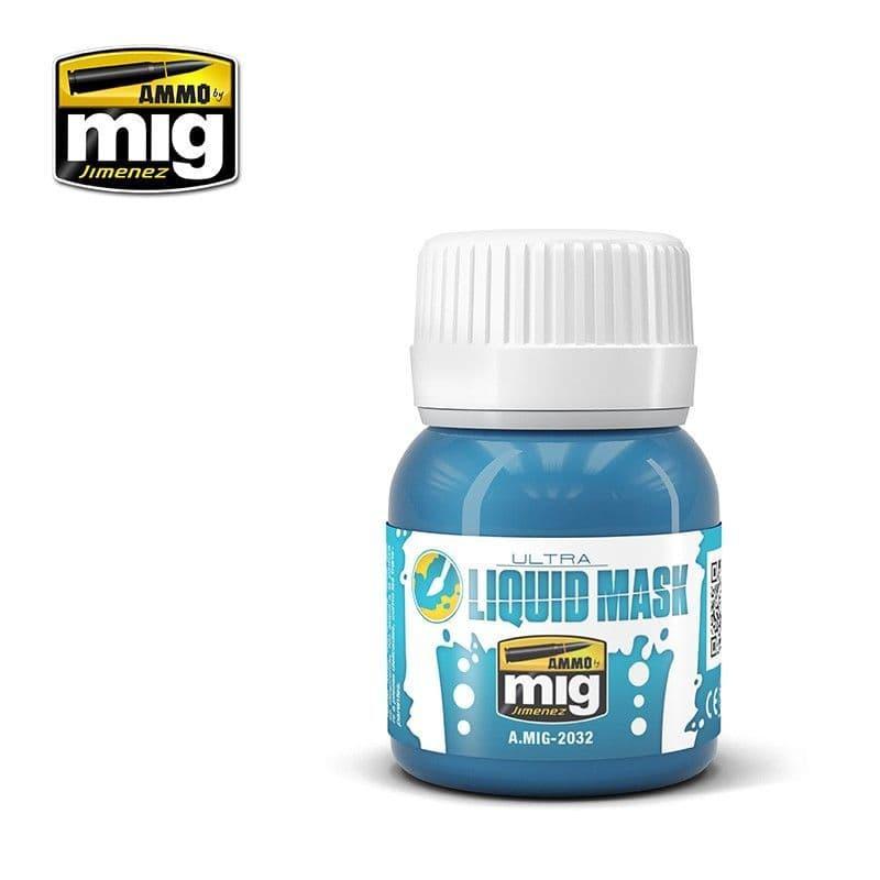 Ammo by Mig 40ml Ultra Liquid Mask # MIG-2032