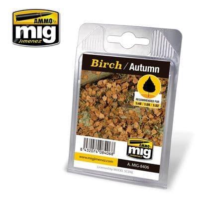 Ammo by Mig - Birch Autumn Leaves # MIG-8406