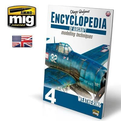 Ammo by Mig - Encyclopedia of Aircraft Modelling Techniques Vol.4: Weathering # MIG-6053