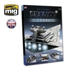 Ammo by Mig - Gravity 1.0 Sci-Fi Modelling's Perfect Guide 2000's # 6110