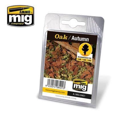 Ammo by Mig - Oak Autumn Leaves # MIG-8401