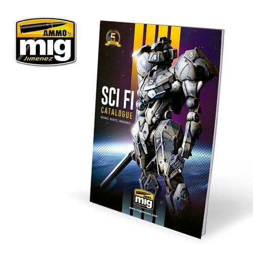 Ammo by Mig - SciFi Catalogue # MIG-8302