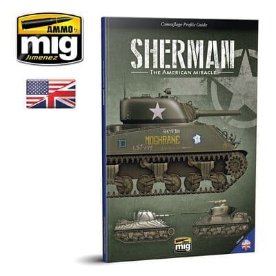 Ammo by Mig - Sherman: The American Miracle # MIG-6080